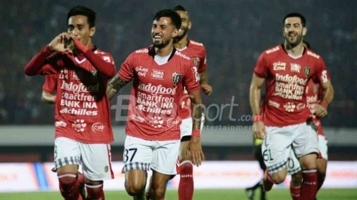 pemain Bali United