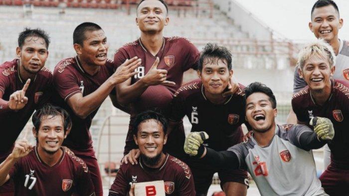 Pemain Badak Lampung FC Masih Diliburkan, Imam Rizaldi: Belum Ada Kepastian Kapan Dipanggil