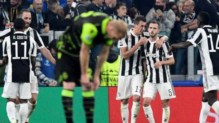 Juventus Alami Kekalahan Perdana di Liga Italia