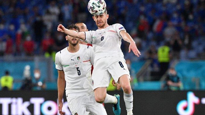 Pemenang Liga Champions 2021, Jorginho Ungkap Haus Akan Kemenangan untuk Timnas Italia