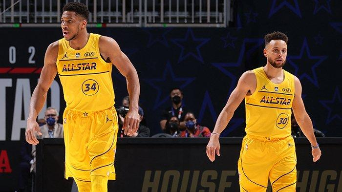 Stephen Curry Pernah Bawa Golden State Warriors ke Final NBA 3 Kali Beruntun