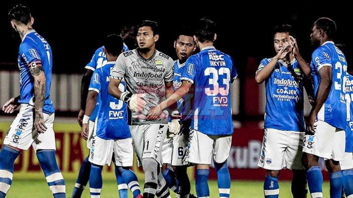 Persib Bandung  Dapat Amunisi Baru Jelang Lawan Bali United di Pekan ke 28 Liga 1