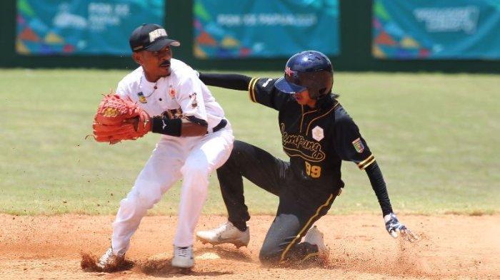 Tembus Final dan Raih Medali Emas PON Papua 2021, Softball Putra Lampung Catat Sejarah