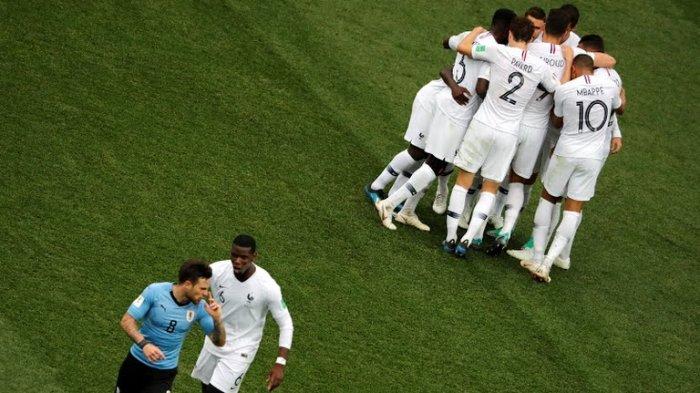 Perancis Vs Belgia Semifinal Piala Dunia 2018 - Duel Para Pemain Liga Inggris