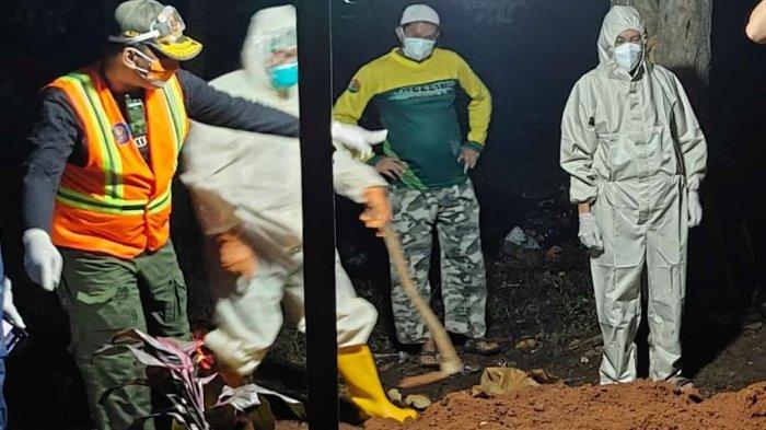 Kewalahan Makamkan Pasien Covid-19, Pemkot Bandar Lampung Minta Bantuan Satgas Provinsi Lampung