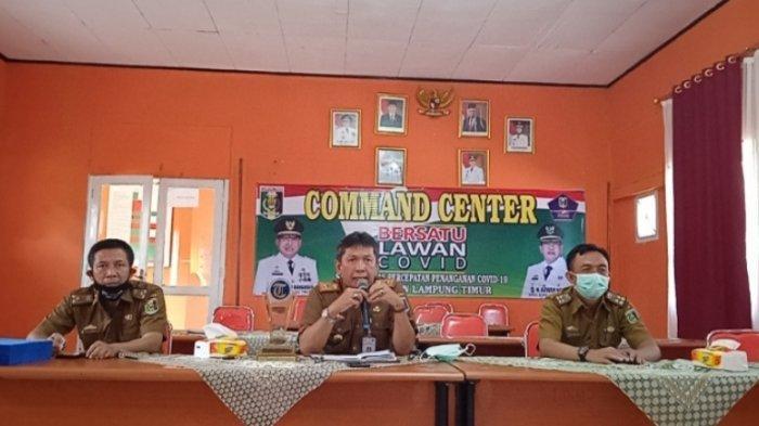 Pembangunan 100 Desa Blank Spot, Diskominfo Lampung Timur Secepatnya Koordinasi dengan Provinsi