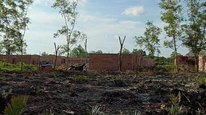 Pembangunan Baperahu di Desa Sidang Muara Jaya Tak Kunjung Rampung, Kadis Perkim Beri Ultimatum