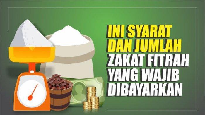 Besaran Zakat Fitrah yang Harus Dibayarkan Menurut Koordinator ZIS Masjid Istiqlal