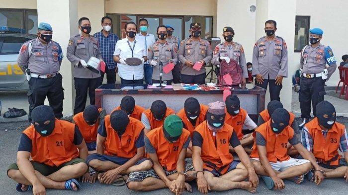 Pemberantasan Kasus Perjudian Jadi Atensi Khusus Polres Lampung Selatan
