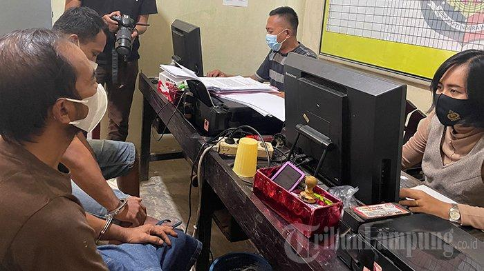 Pembuat Senpi Rakitan di Lampung Tertangkap Setelah Rekannya Diciduk