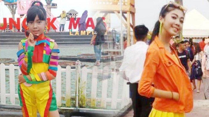 Pemenang Lomba Modeling Puncak Mas Mencari Bakat, Tazkia dan Rani Hobi Modeling Sejak Kecil