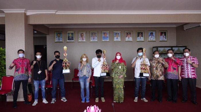 Eva Dwiana Minta Pemenang Stand Up Comedy Harumkan Nama Bandar Lampung
