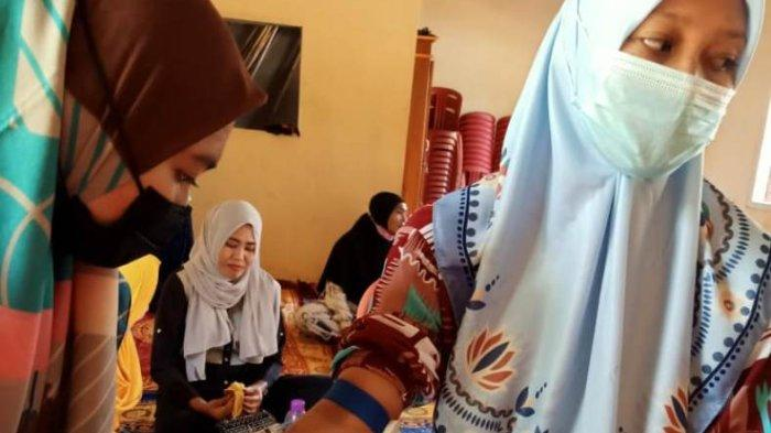 Putus Penularan Penyakit, Puskesmas Roworejo Lakukan Pemeriksaan Triple Eliminasi pada Ibu Hamil