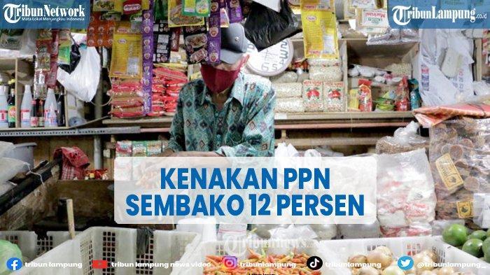 Pemerintah Berencana Kenakan PPN Sembako 12 Persen, Ini Penjelasan Staf Khusus Sri Mulyani