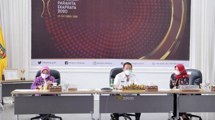 Pemprov Lampung Targetkan Anugerah Parahita Ekapraya di Tingkat Mentor