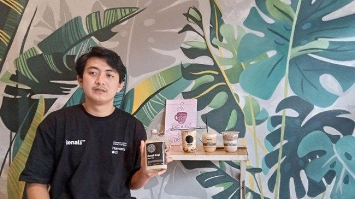 Kenali Cafe Tawarkan Varian Minuman Kopi Asli Lambar