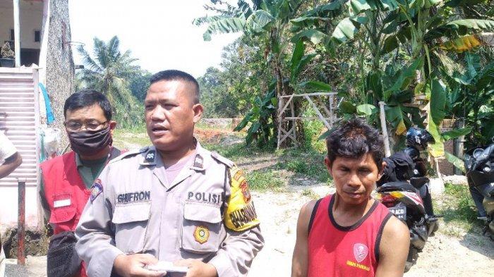 Bhabinkamtibmas Kemiling Bandar Lampung Minta Pemilik Tutup Sumur dengan Cor Beton