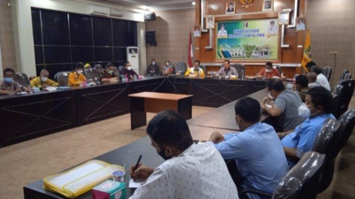 Pemkab dan Pengusaha Tapioka di Lampung Timur Sepakati Harga Singkong Rp 900 per Kg