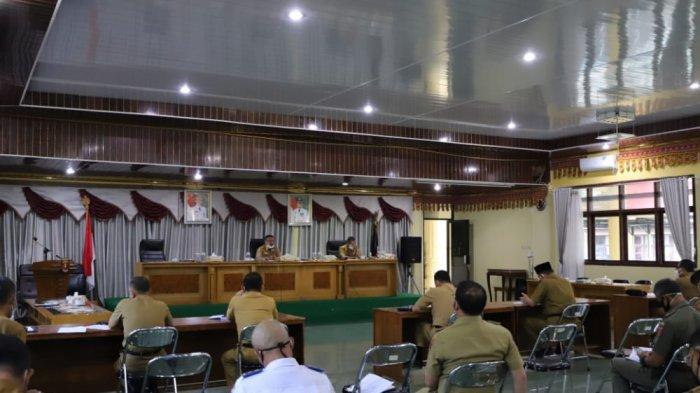 Keluarkan Maklumat Bersama, Pemkab Lampung Barat Rilis Aturan Salat Idul Adha dan Kurban