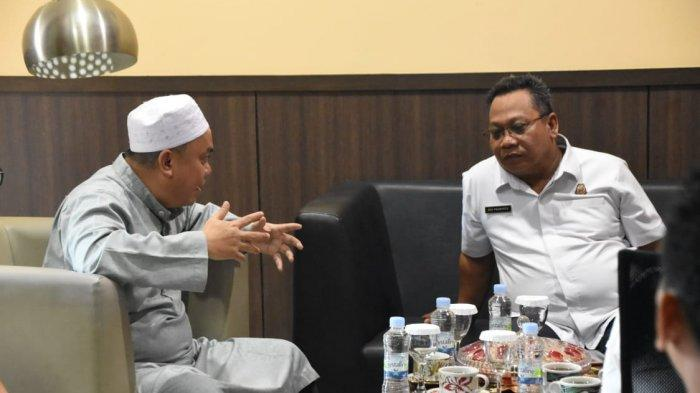 Pemkab Lampung Tengah-IIB Darmajaya Jajaki Kerja Sama Pengembangan Smart-Go