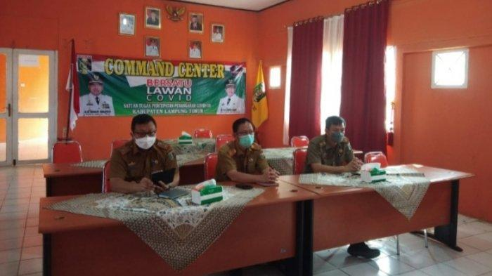 Pemkab Lampung Timur Gelar Rakor Posyandu, Harapkan Tak Ada Balita dan Lansia Kekurangan Gizi
