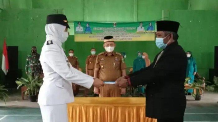 Pemkab Lampung Timur Lantik 5 Camat di Kabupaten Lampung Timur