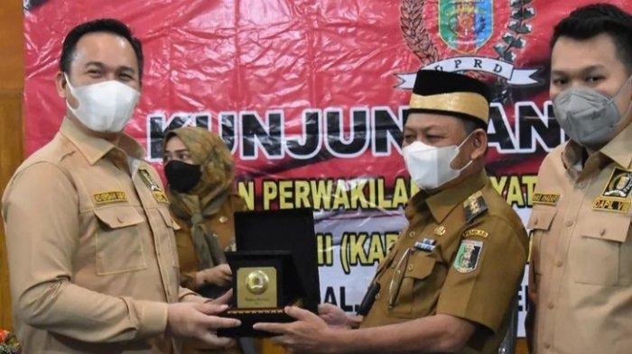 Pemkab Lamtim Terima Kunjungan Reses Anggota DPRD Lampung