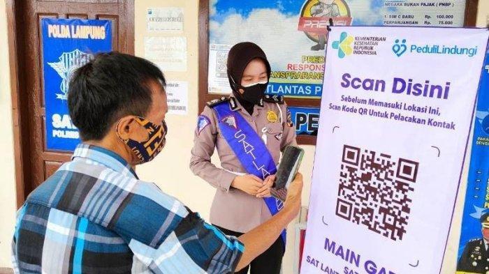Pemkab Mesuji Lampung Ajukan QR Code Aplikasi PeduliLindungi untuk Perkantoran dan RS
