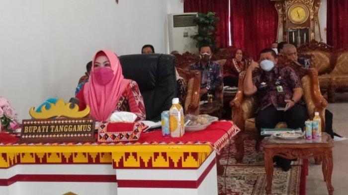 Pemkab Tanggamus Lampung Harap Pusat Percepat Distribusi Vaksin Covid-19