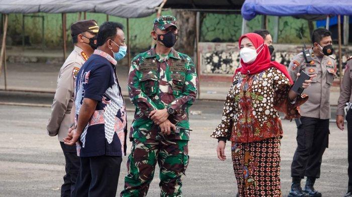 Kodim 0410 Bersama Pemkot Bandar Lampung Akan Menggelar Serbuan Vaksin Covid Bagi Masyarakat