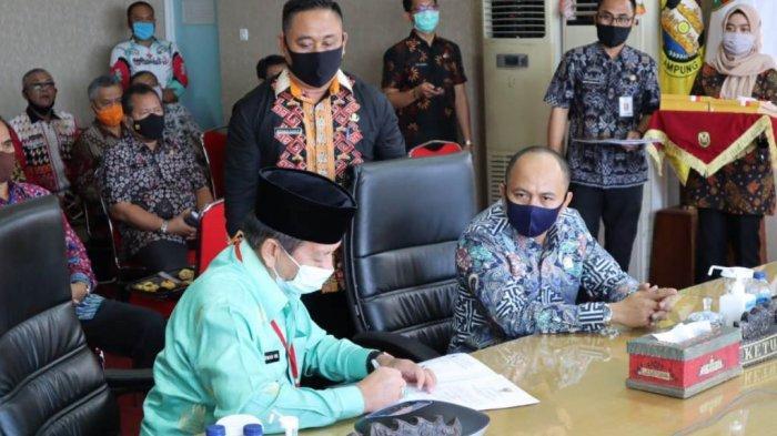 Selamat, Pemkot Bandar Lampung Sabet WTP 10 Kali Beruntun