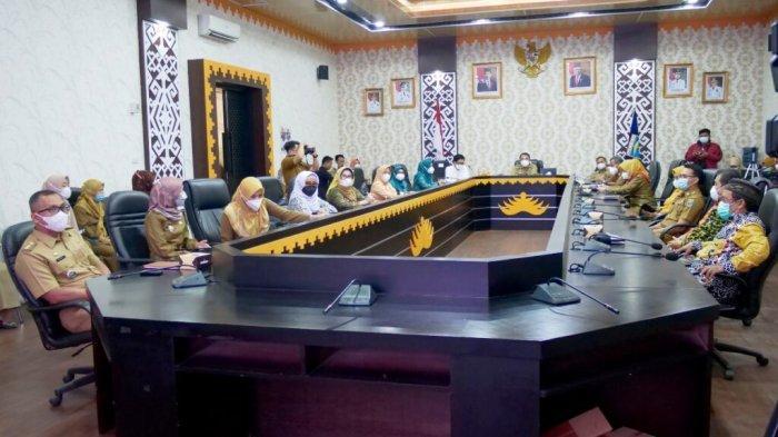 Selaraskan Pembangunan, Pemkot Metro Launching Program JamaPai