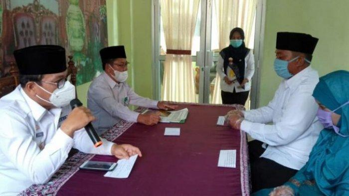 Pemkot Metro Luncurkan Program Menikah Gratis, Wali Kota Wahdi Jadi Saksi Nikah