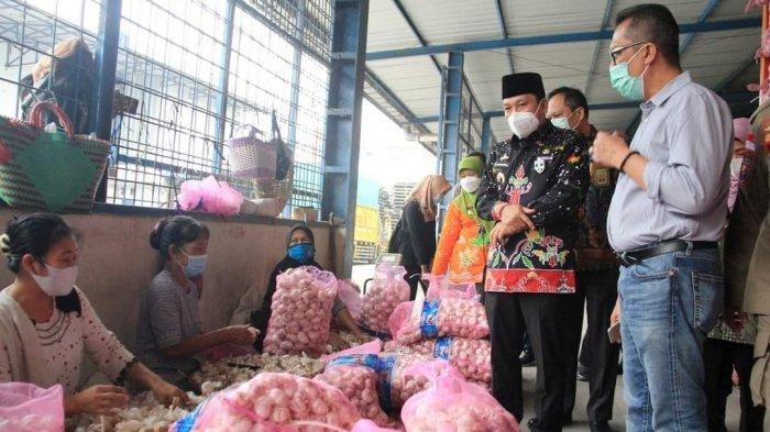 BREAKING NEWS Pemkot Metro Pantau Harga Sembako Jelang Idul Fitri
