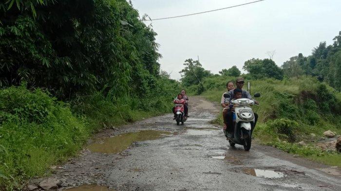 Pemkot Bandar Lampung Wacanakan Perbaikan Jalan di Kampung Umbul Kunci