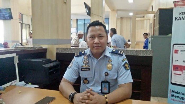 Pemohon Paspor di Kantor Imigrasi Kelas III Non TPI Kotabumi Turun Akibat Pandemi
