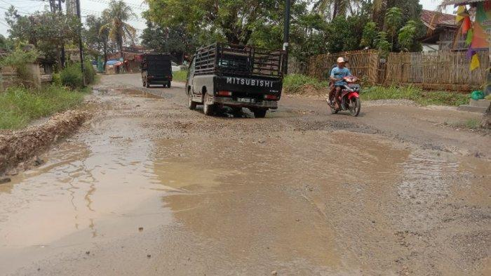 Pemprov Lampung Guyur Rp 2 M Tangani Ruas Jalan KH Gholib Pringsewu