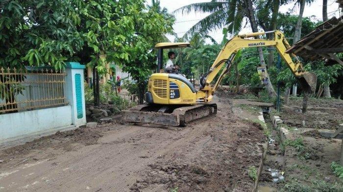 Pemprov Lampung Terjunkan 1 Alat Berat Bantu Evakuasi Longsor di TNBBS