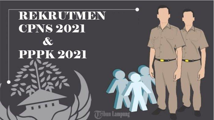 22++ Cpns 2021 formasi lampung ideas in 2021