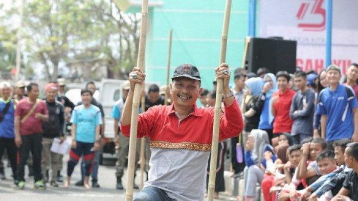 Pemprov Lampung Budayakan Olahraga Sebagai Gaya Hidup Sehat
