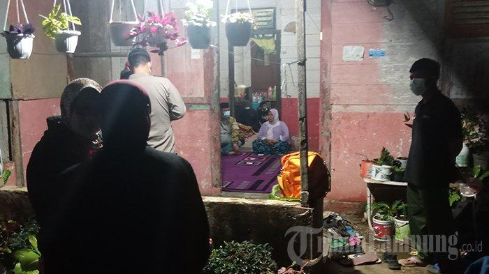 Pemuda 26 Tahun di Lampung Tewas Gantung Diri, Ibu Korban Histeris Temukan Anaknya
