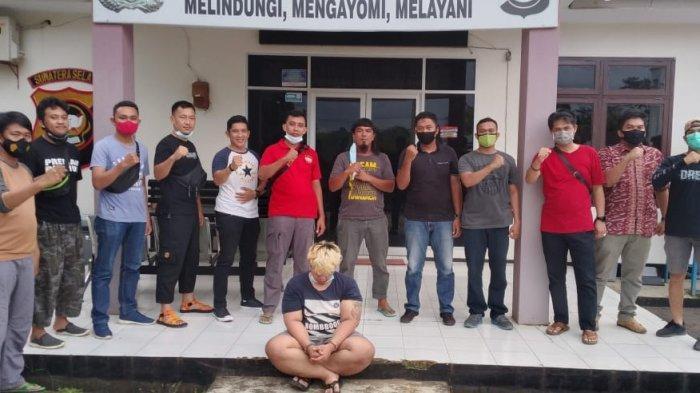 Bawa Kabur Motor NMAX Milik PNS Menggala, Pemuda asal Lubuk Linggau Dibekuk Polres Tulangbawang