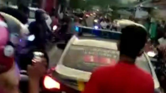 Uang Kurang saat Beli Gas, Pemuda di Bandar Lampung Diamuk Massa karena Nekat Mencuri