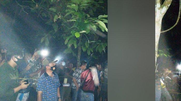 Pemuda Meninggal Dunia di Pohon Duku di Pesawaran Lampung Diserahkan ke Pihak Keluarga