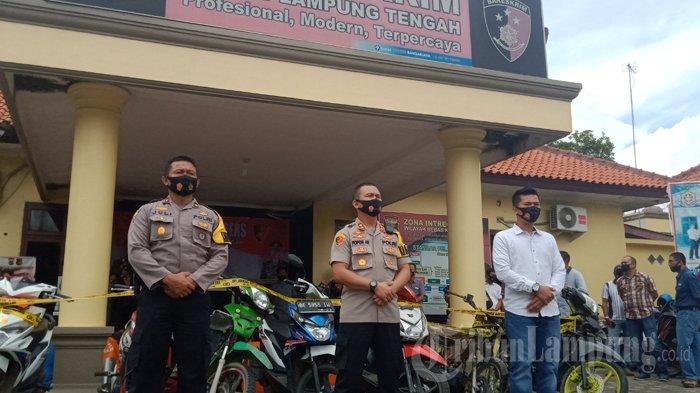 Pemuda Penggal Leher Ayah di Lampung Tengah, Dugaan Polisi Sementara Gangguan Jiwa
