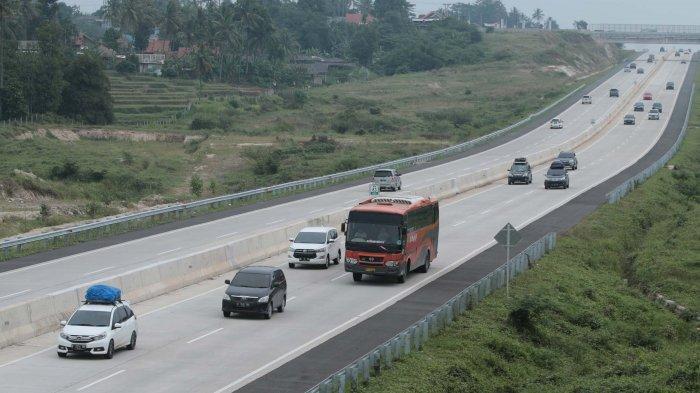 Sambungan Jembatan Jalan Tol Trans Sumatera Turun di KM 44, PT Hutama Karya Jamin Masih Aman