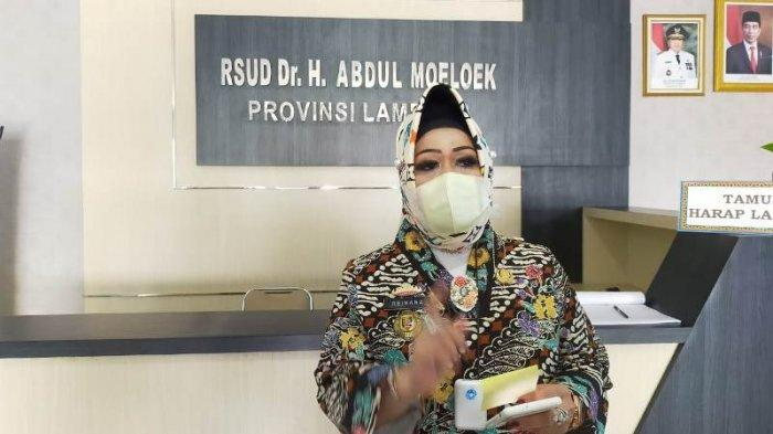 Pemudik Lokal Lampung Paling Banyak Terkonfirmasi Positif Covid saat Penyekatan