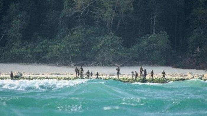 Bunuh Orang Mendekat, Cara Suku Sentinel Memutus Hubungan  dari Dunia Luar