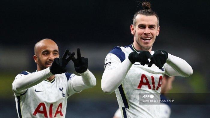 Hasil Liga Inggris Tottenham vs Sheffield, Bale Berhasil Cetak Hattrick