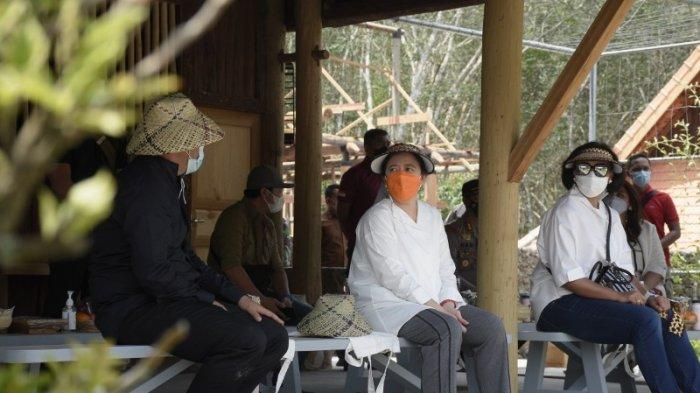 Penanganan Covid-19 di Tulangbawang Barat, Bupati Umar: Uluan Nughik Akan Jadi Kota Tanggap Pandemi